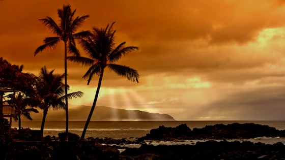 Tropical_Sunset_by_descovery