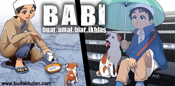 babi-buat-amal-biar-ikhlas