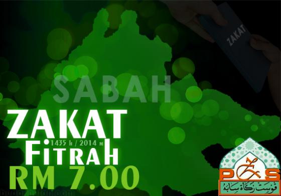 sABAH- Zakat 2014 1435H