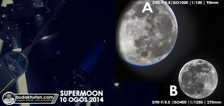 astronomi-malaysia-supermoon-budakhutan-teleskop